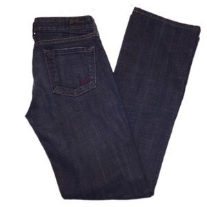 Sz 25 Citizens of Humanity straight leg jeans